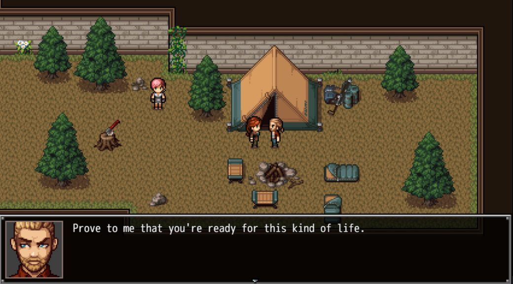 Building a RPG System: The Memory RPG System | A Memory of