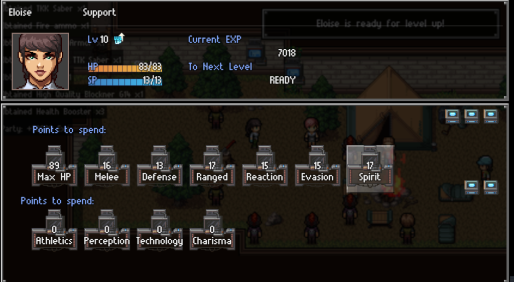 Lessons from trying to build a RPG in six months on my free time | A
